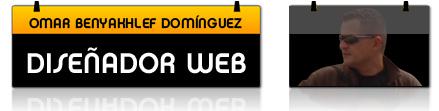 Omar Benyakhlef Dom�nguez - Diseñador Web