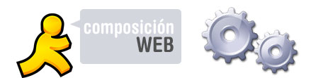 ¿Qué es la composición web?