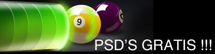 PSDs Gratis para descargar y aprender