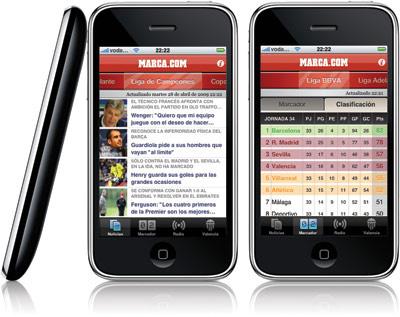 marca.com para iPhone