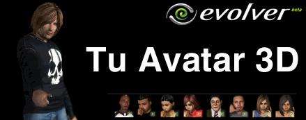 Crea tu avatar 3d online gratis blog de dise o web for Crea tu casa 3d