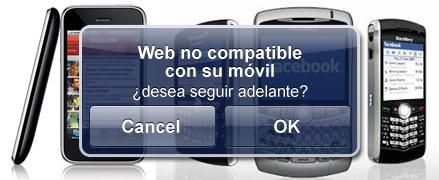 Usabilidad Web para Móvil
