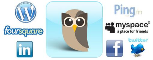 Mantener al día tus redes sociales con hootsuite